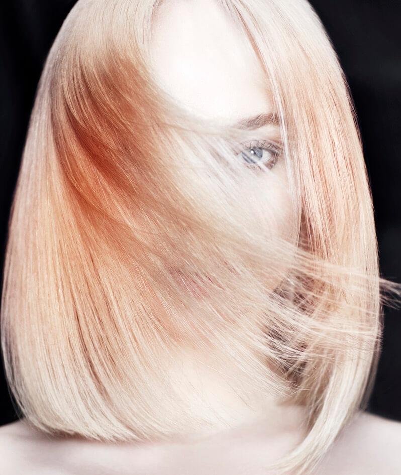 Modern Nude - Concept Hair Magazine