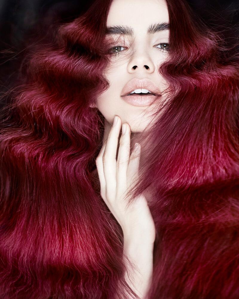 Chameleon - Concept Hair Magazine